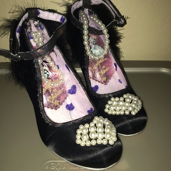 Irregular Choice Shoes   Eros Angel
